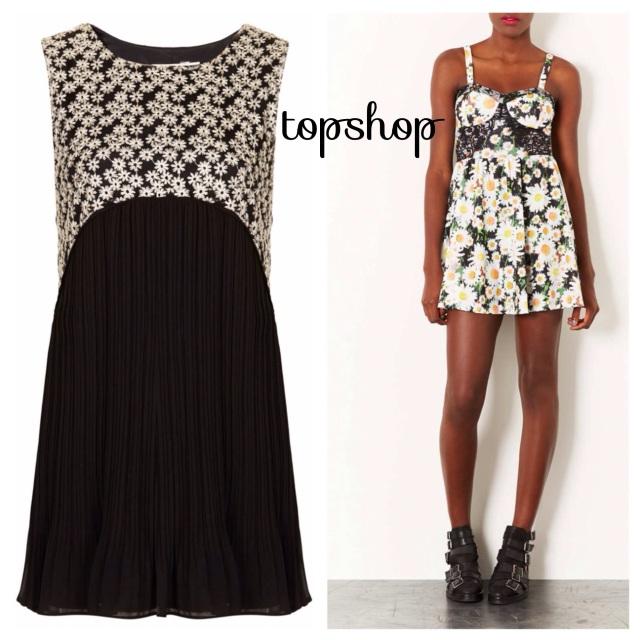 daisy topshop