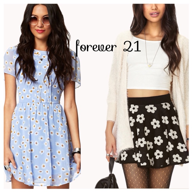 daisy forever 21