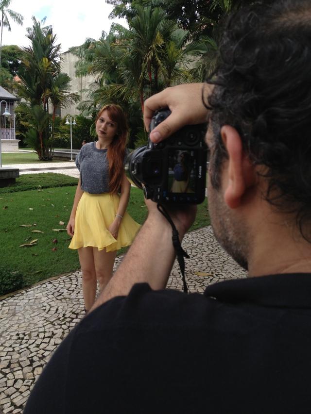 Essa aqui é uma das que tenho, a da Bardot. E a foto é uma novidade que, em breve, o Shake It! vai divulgar. <3