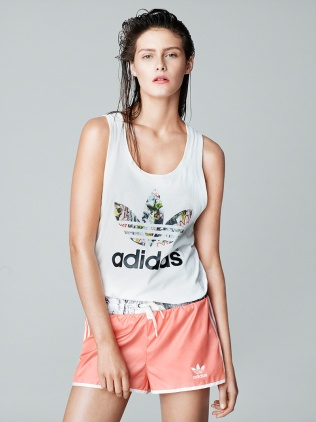 Adidas Originals + Topshop