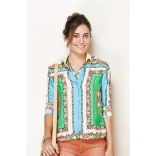 blusa farm estampa