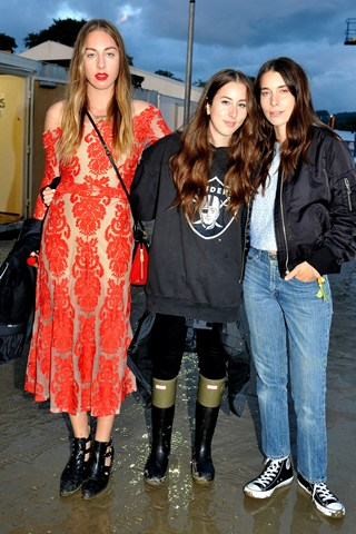 Glastonbury - HAIM