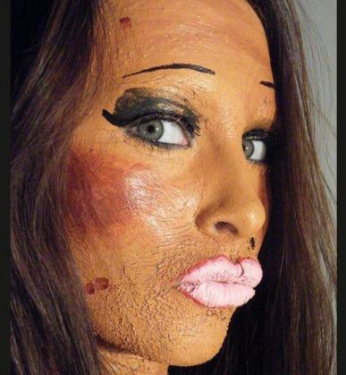 maquiagem-exagerada