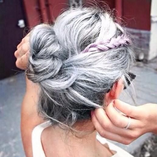 cabelo cinza 5