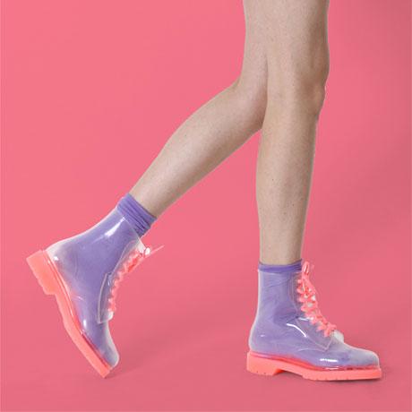 bota de plástico 2